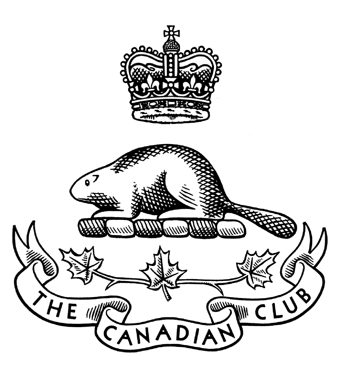 The Canadian Club Logo