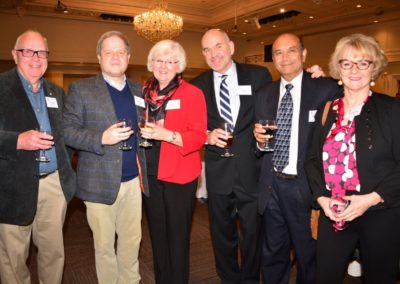 Oakville Federal Liberal Association Table