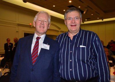 Bob Rae & John Sawyer